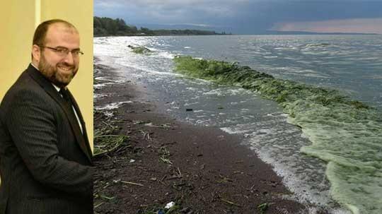 Շրջակա միջավայրի նախարարը խոստանում է լողալ Սևանում