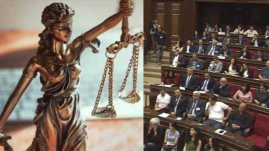 Ի՞նչ է անցումային արդարադատությունը և արդյոք այն պե՞տք է Հայաստանին. լսումներ ԱԺ-ում