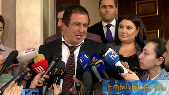 «Թաքունը վիրավորական է». Գ.Ծառուկյանը դատապարտում է նախարարների աշխատավարձը գաղտնի բարձրացնելը