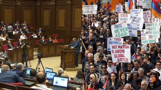 Հայաստանը շարունակում է ջանքերը Հայոց Ցեղասպանության միջազգային ճանաչման ուղղությամբ