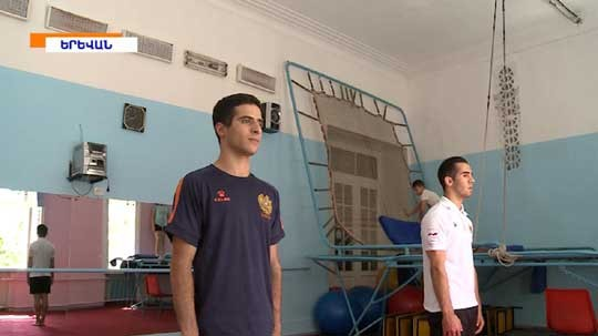 Հայ ջրացատկորդները ձգտելու են նվաճել օլիմպիական ուղեգիր