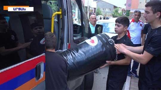Բռնցքամարտի Հայկական Ազգային ֆեդերացիայի աջակցությունը հասավ նաև Արցախ